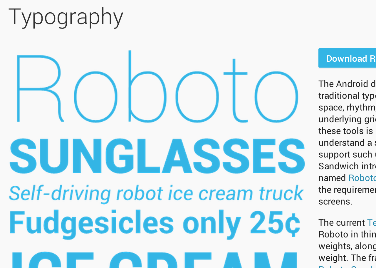 android_font